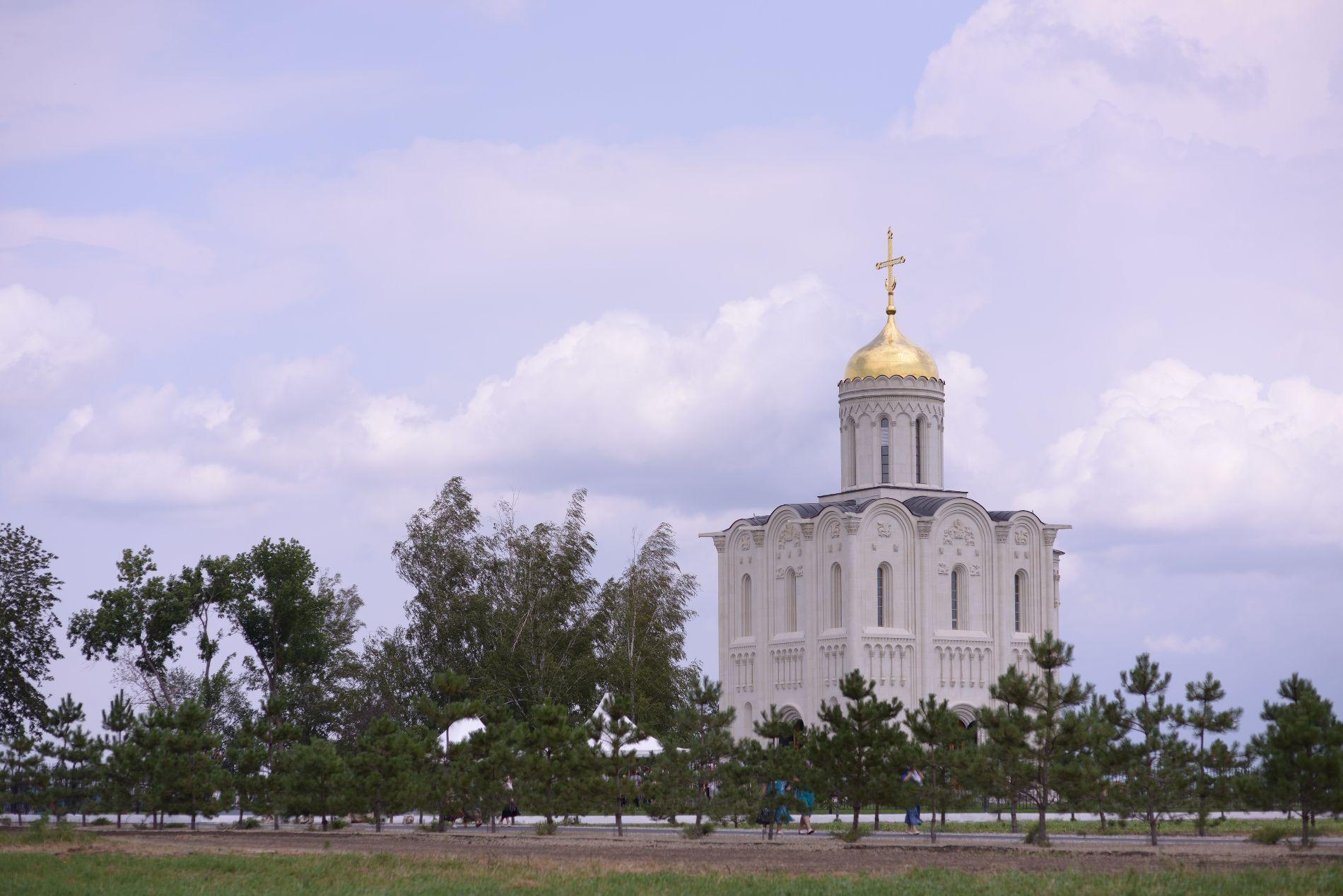 Свято-Владимирский храм