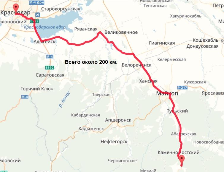 Дорожная карта ЛагоНаки