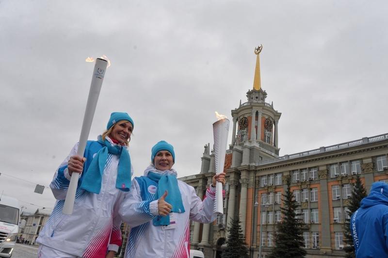 Послу Универсиады-2023 в Екатеринбурге