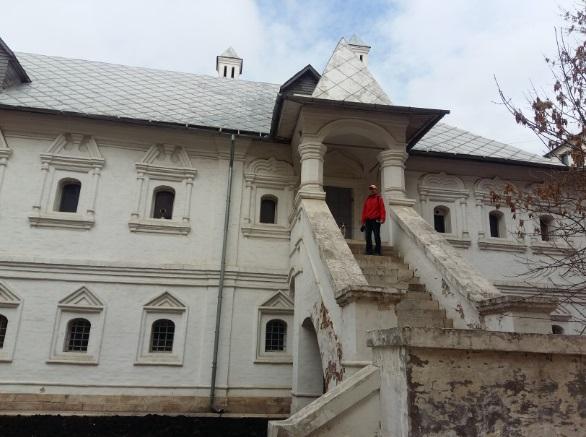 Палаты Тверского подворья на Кузнецком мосту