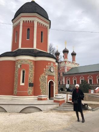 Велико-Петровский мужской монастырь