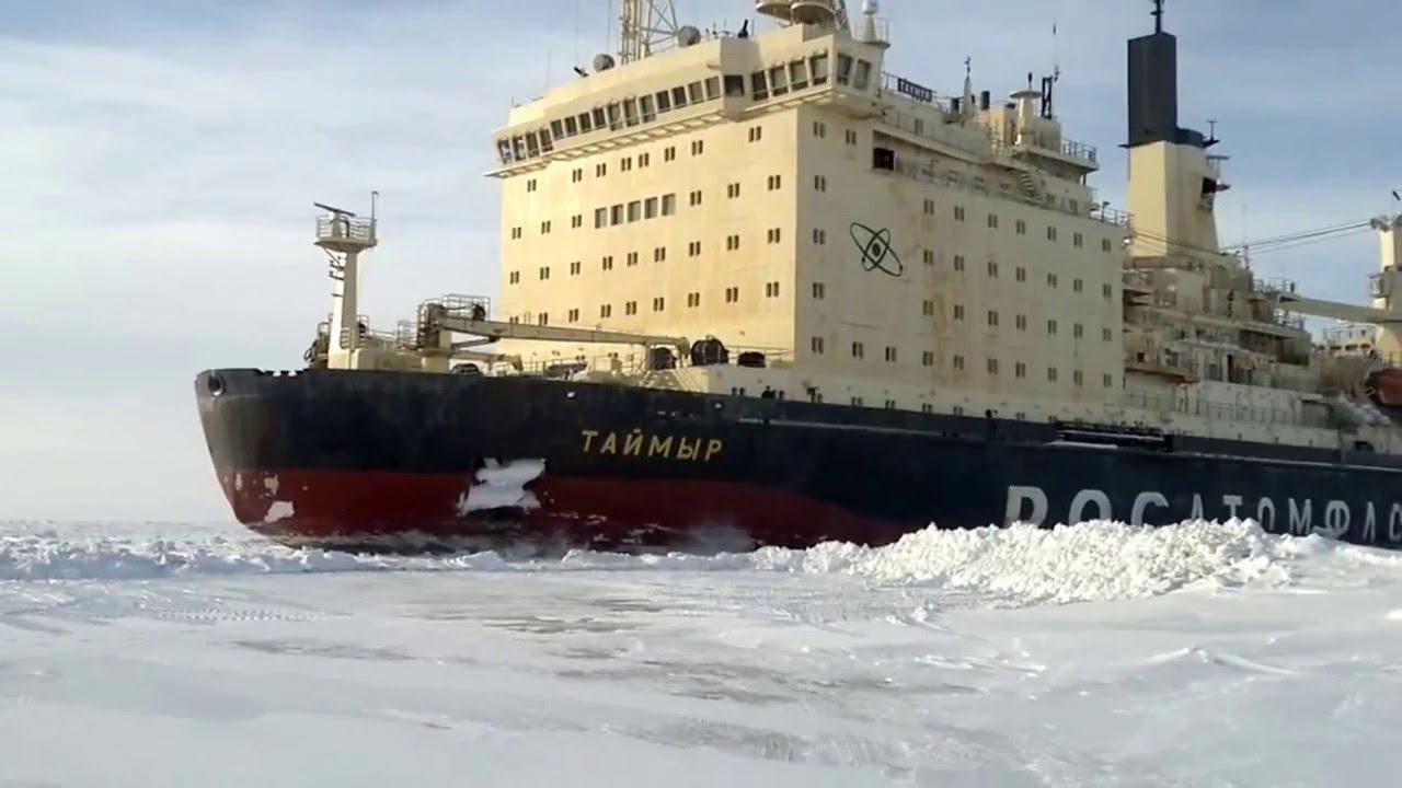 Едем покорять Арктику