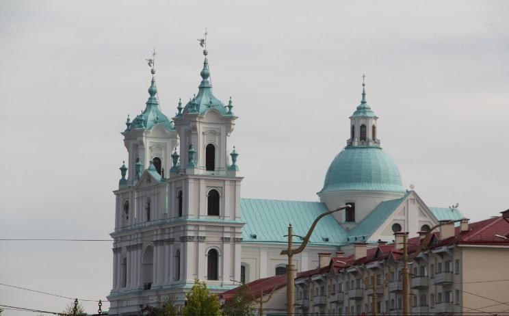 Кафедральный собор святого Франциска в Гродно
