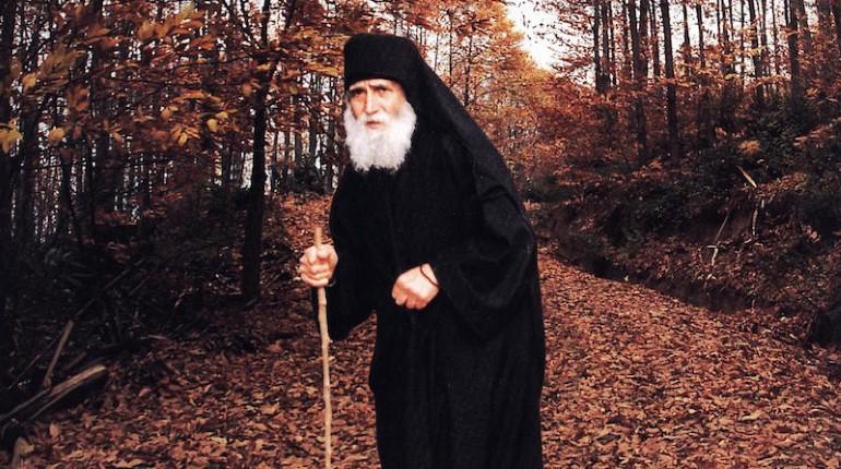 Преподобный Паисий-Святогорец