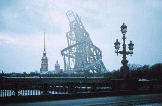 Башня в Питере