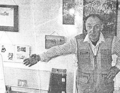 Виктор Головко - патриот Шарташа