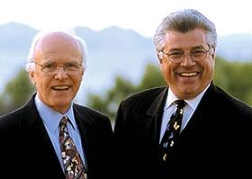 Том Демарко (слева) и Тимоти Листер (справа)