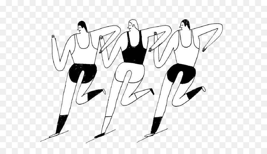 kisspng-running-marathon-cartoon