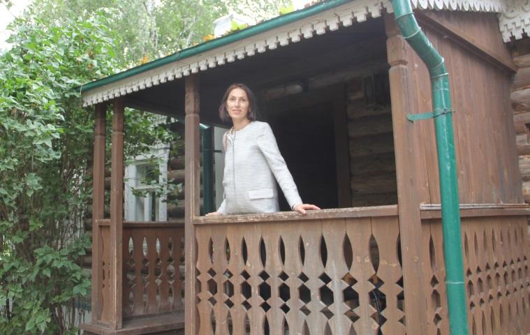 Родительский дом Сергея Есенина