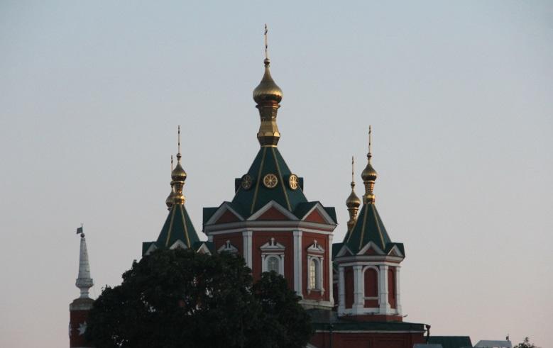 Шедевральный собор в Кремле