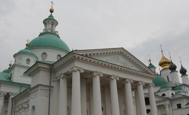 Главный храм Спасо-Яковлевского монастыря