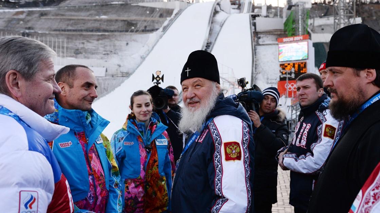 Духовное попечение Олимпиады в Сочи