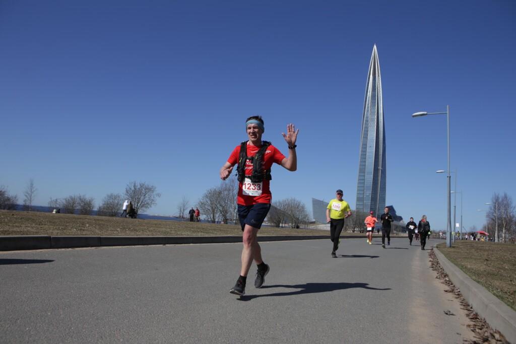 Арена-Полумарафон, Санкт-Петербург, 18 апреля 2021 года